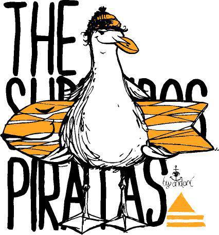 THE SURFEROS PIRATAS