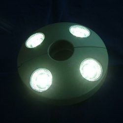 lampara led carpas